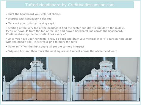 How To Make A Tufted Headboard by Tuffed Headboard Diy Tufted Headboard Tutorial Dallan