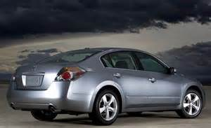 Nissan Altima 2007 Price Car And Driver
