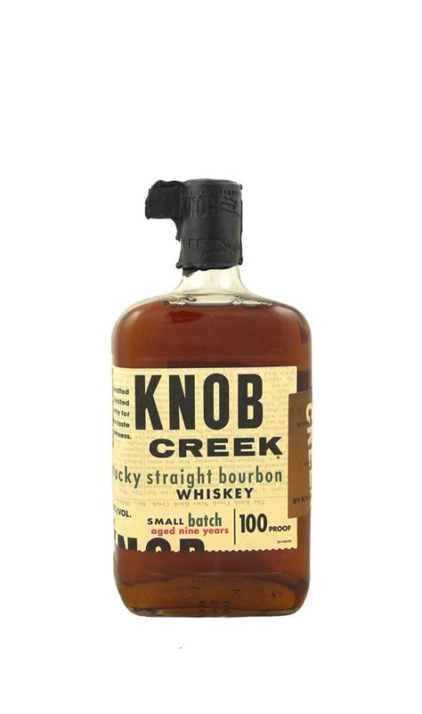 Knob Creek Bourbon by Knob Creek 100 176 Bourbon Astor Wines Spirits