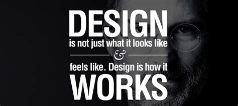 design is how it works steve jobs effective web designs beautiful design usability krify