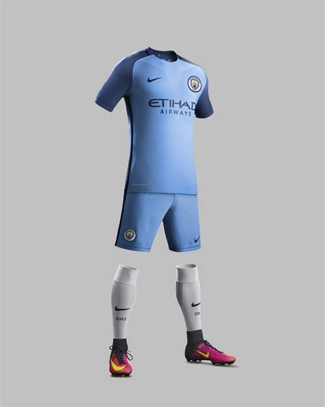 City Home manchester city home kit 2016 17 nike news