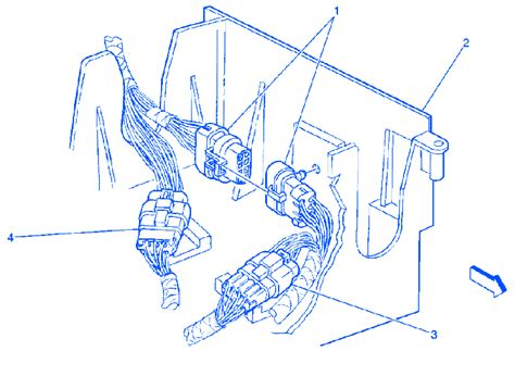 2004 saturn ion radio wiring harness 2004 saturn ion