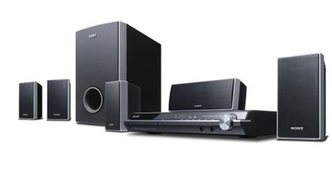 sony dav dz230 5 1 ch dvd home cinema system with bravia