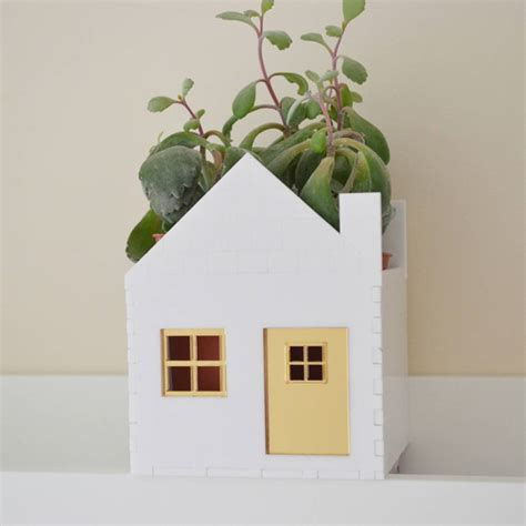 House Planters by House Planter By Erinnies Notonthehighstreet