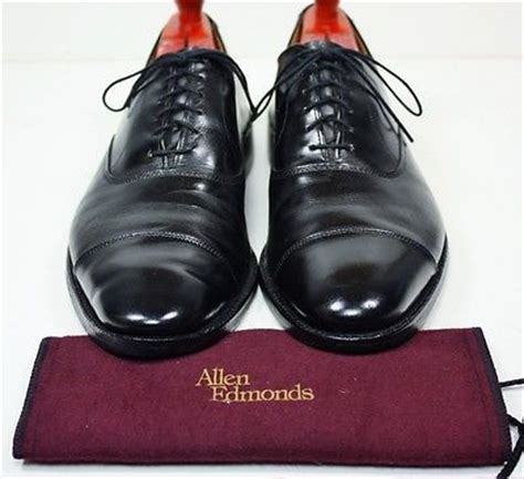 presidential shoes allen edmonds quot park avenue quot cap toe oxfords every