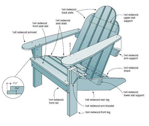 best adirondack chair design 3 adirondack chair plans to try this season