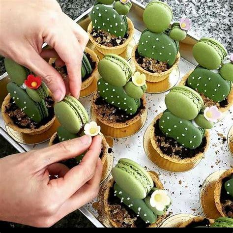 Torten Für Hochzeit by Kakteen Macarons Kommunion Lena Kaktus
