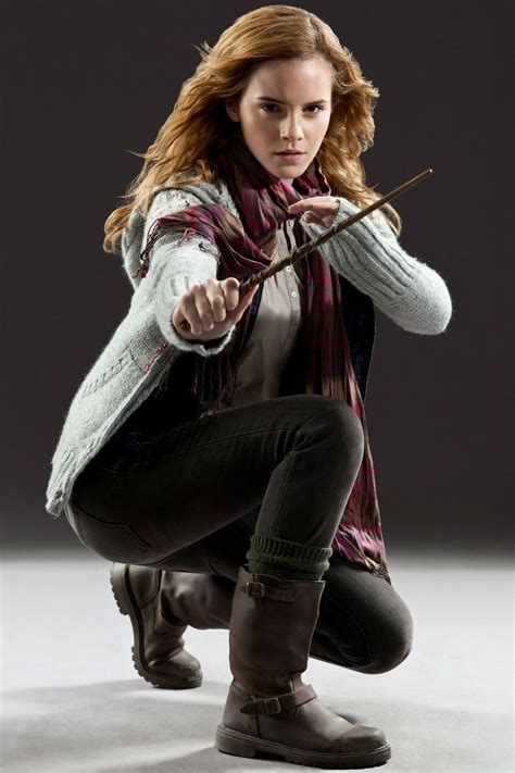 hermione granger played by 20 coolest in sci fi stylist