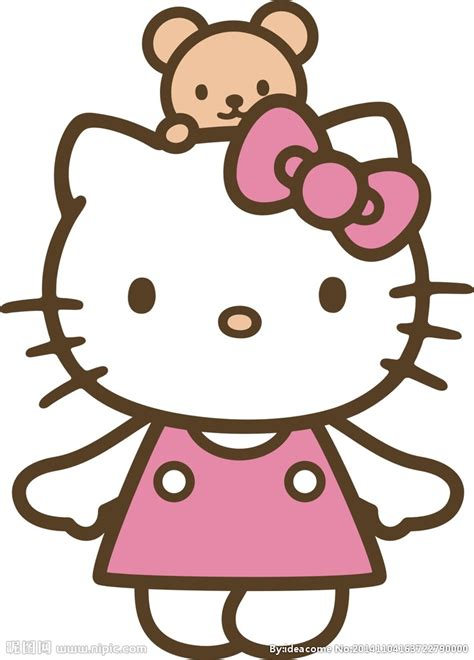 imagenes de kitty nguyen hello kitty猫设计图 动漫人物 动漫动画 设计图库 昵图网nipic com