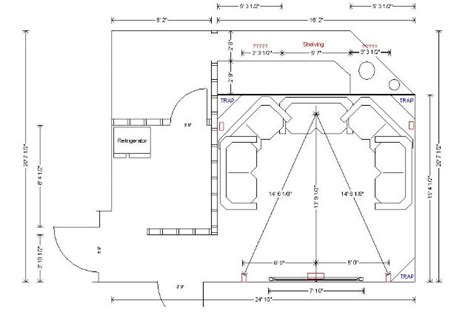 bookshelf speaker placement assistance avs