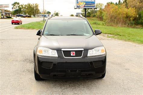 saturn vue used car for sale 2006 saturn vue black 4x2 used suv sale