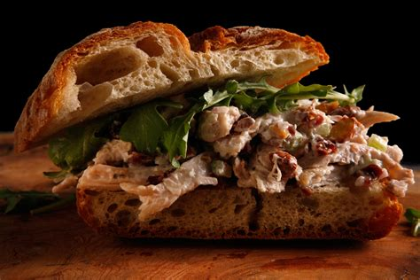 chicken salad sandwich recipes for using up leftover chicken pictures chowhound