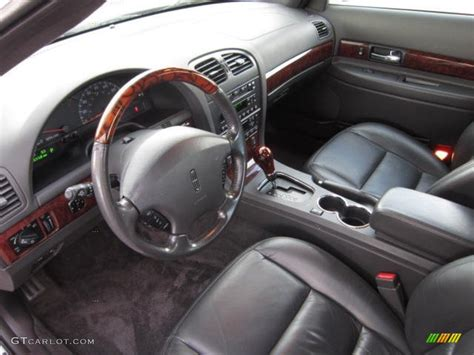 2002 lincoln ls v6 interior photos gtcarlot
