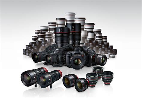 canon products canon to showcase largest product line up at ibc 2013