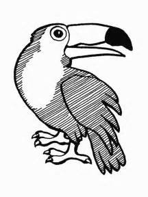 Coloring pages picture 1 printable rainforest animal coloring