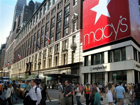 Retail Detail Macys Way To Spend Retailer Drops Big Bucks To Improve Sales Second City Style Fashion by Creative Marketing For Permanent Markdowns Is A Band Aid