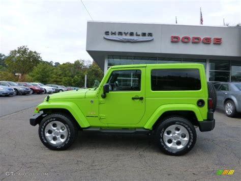 gecko green jeep 2013 gecko green jeep wrangler html autos weblog