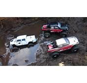 RC ADVENTURES  Muddy Micro 4x4 Trucks Get Down &amp Dirty In BOG OF