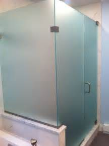 frosted glass shower doors furniture bathroom cool frosted glass shower doors