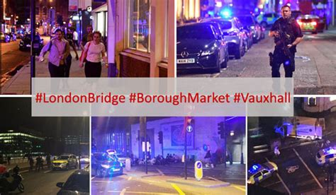 borough market attack three terrorist attack in vauxhall borough market