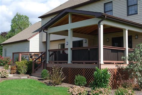 covered back porch designs best 25 deck covered ideas on pinterest covered decks