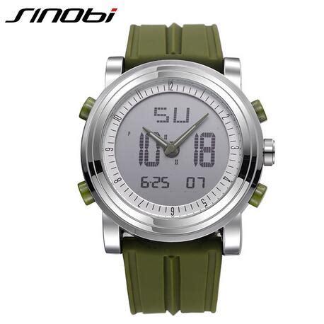 Jam Tangan Murah Pria Suunto Green sinobi jam tangan sporty digital pria 9368 green jakartanotebook