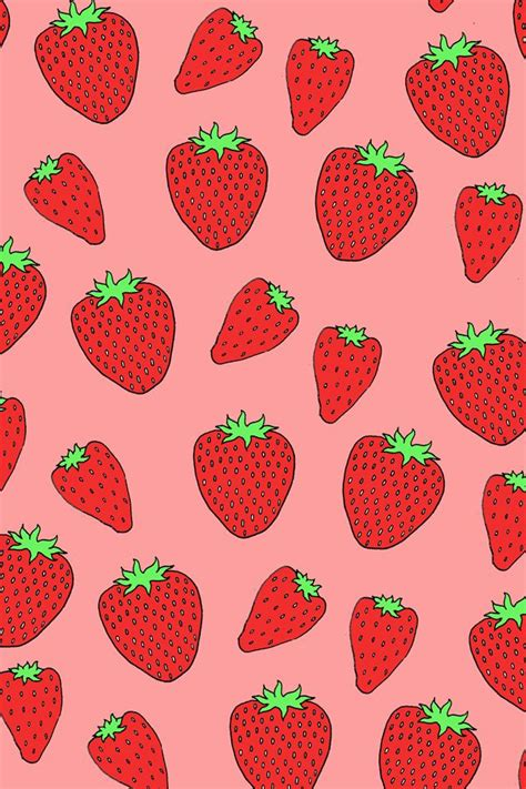 download pattern for phone strawberry pattern download more fruity iphone