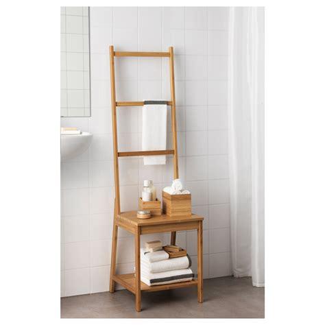porta asciugamani ikea r 197 grund towel rack chair bamboo ikea