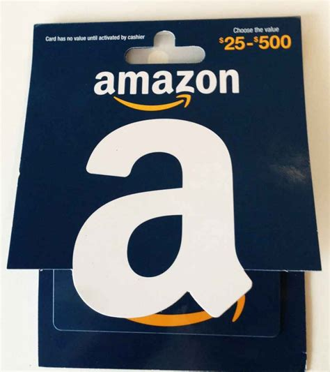 Amazon It Gift Card - earn double plus points when shopping at amazon and more carpe points