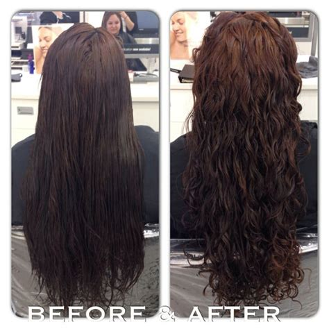 meian hair curling in the back and straight on the sides perm hairstyles for long hair hairstyle for women man
