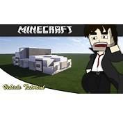 Minecraft Vehicle Tutorial  Sports Car YouTube