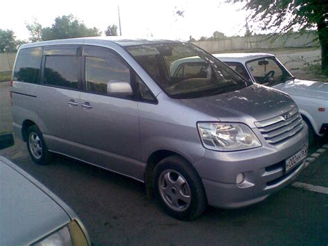 Toyota Naoh Used 2002 Toyota Noah Photos Gasoline Ff Automatic For Sale