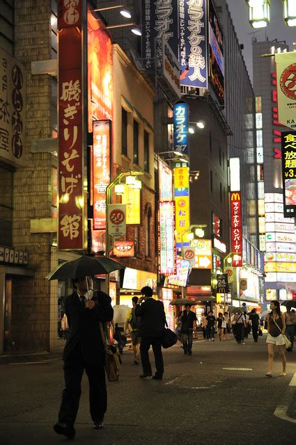 kabukicho tokyos red light district flickr photo