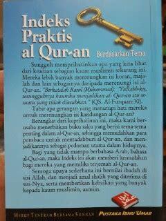 Miracles Of Al Quran As Sunnahsoft Cover buku indeks praktis al quran berdasarkan tema toko