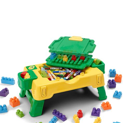 Crayola Table by Crayola Creative And Block Play Activity Table
