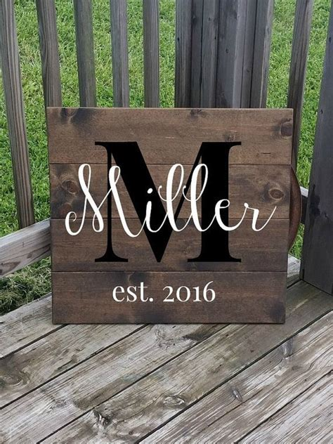 Monogram Decorations For Bedroom Best 25 Signs Ideas On Pinterest Sign Diy Wood Signs