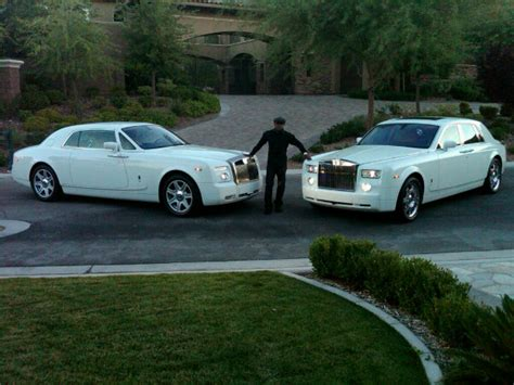 Rolls Royce Vs Bugatti Floyd Mayweather S Car Collection Cars