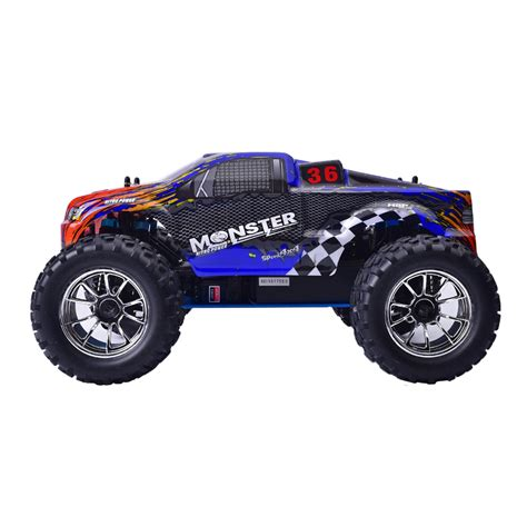 hsp nitro monster truck hsp 94188 1 10 scale rc car off road 2 4g 4wd monster