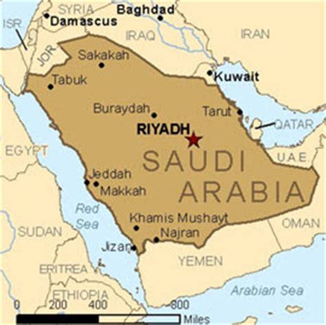 kaos negara saudi arabia madinah peta arab saudi