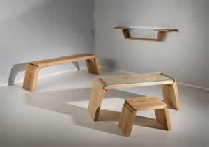 wooden design unusual furniture made of broken wood broken home