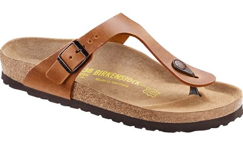 Birkenstock Gizeh birkenstock gizeh bf w sandal brown