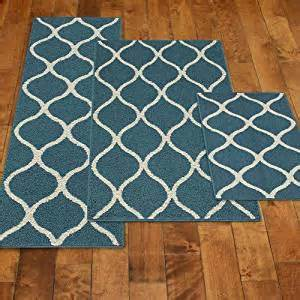 mainstays 3 accent rug set