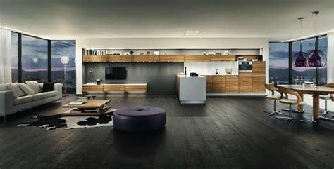 Open Concept Kitchen Living Room Designs by La Casa Del Futuro Sar 224 Un Open Space