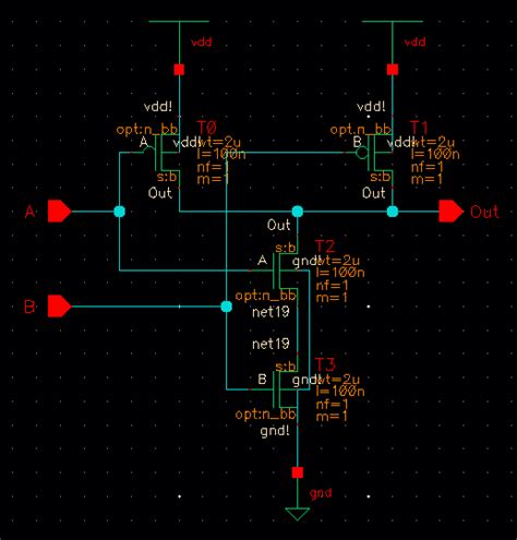 virtuoso layout design basics ee4321 vlsi circuits cadence virtuoso ultrasim vector