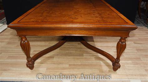 regency coffee table walnut regency coffee table furniture tables