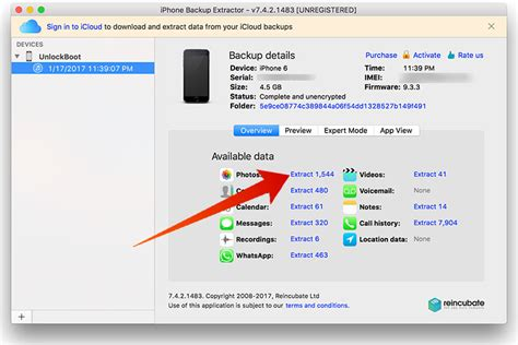 best iphone backup extractor top 5 itunes backup extractor software for mac and windows
