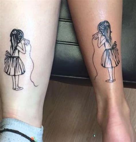 imagenes tatuajes hermanas ideas de tatuajes para hermanas delicados peque 241 os y