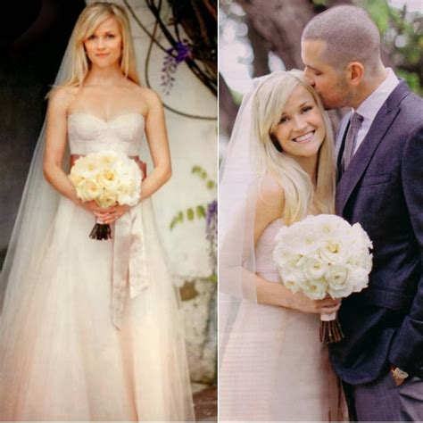 Reese Witherspoon Wedding Dress by Wedding Decor By Blossom Nyc S Only Luxury