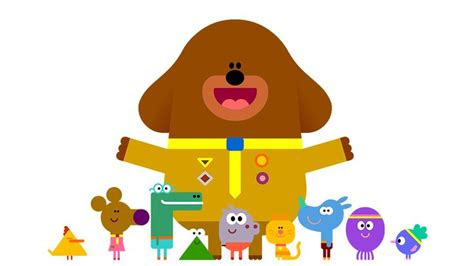 doodle do on cbeebies hey duggee this with my niece makes me laugh