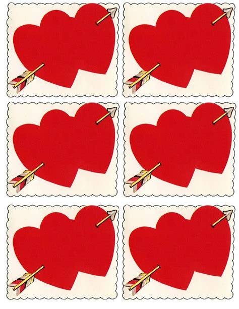 valentines day places diy s place cards the graphics